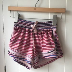 Lululemon Make A Move Short Candy Stripe 2